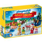 123 Advent Calendar Christmas on The Farm 2017