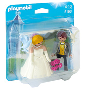 Playmobil Bride & Groom Double Figure Pack