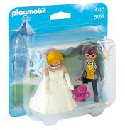 Bride & Groom Double Figure Pack