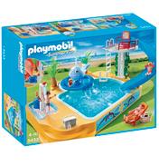 Children's Pool & Whale Fountain