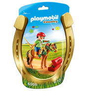 Groomer with Bloom Pony