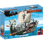 Dragons Drago's Ship