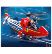 Fire Fighting Helicopter 4824