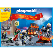Fire Rescue Operation Advent Calendar 2015 With Card Game