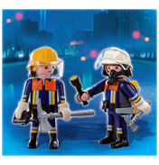 Playmobil Fire Rescue Squad Duo Pack