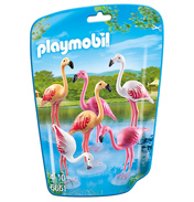Playmobil Flock of Flamingos