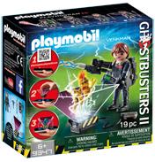 Ghostbusters II Peter Venkman Playset