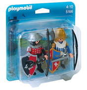 Knights Double Figure Pack