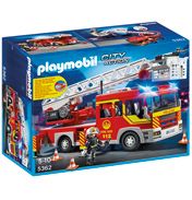 Playmobil Ladder Unit with Lights & Sound