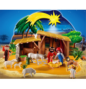 Nativity Manger 4884