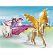 Pegasus Carriage