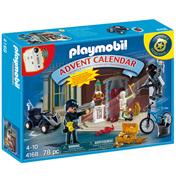 Police Advent Calendar