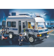 Police Personnel Carrier