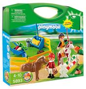 Pony Farm Carry Case Playset