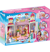 My Secret Royal Palace Play Box
