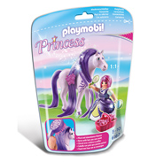 Playmobil Princess Viola With Horse