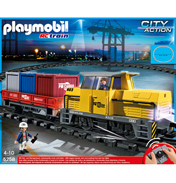 R/C Freight Train Set