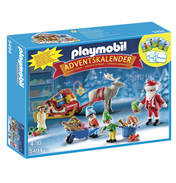 Playmobil Advent Calendar- Santa Claus Packing…