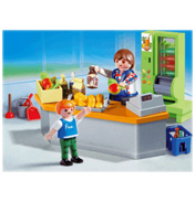 Playmobil School Canteen