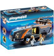Spy Team Command Vehicle