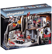 Playmobil Top Agent Headquarters