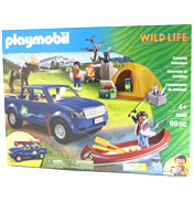 Camping Adventure Playset