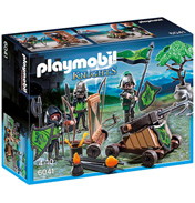 Playmobil Knights Wolf Knights with Catapult