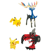 Pokemon 2 Pack Figures X & Y