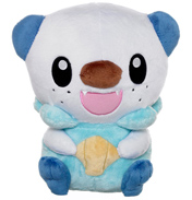 Pokemon Interactive Talking Plush Oshawatt