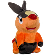 Pokemon Interactive Talking Plush Tepig