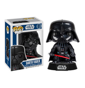 Funko Pop Star Wars Darth Vader Vinyl Bobble Head…