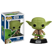 Pop! Star Wars YODA (02) Vinyl Bobble-Head