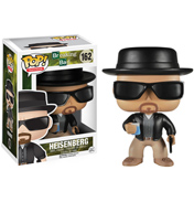 Breaking Bad Heisenberg Vinyl Figure