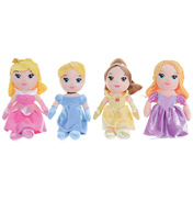 "Posh Paws Disney Princess Cute 8"" Soft Doll AURORA"