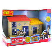Postman Pat Buildings- Alf Thompson's Barn