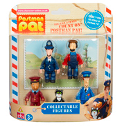 Postman Pat Collectable Five Figure Pack