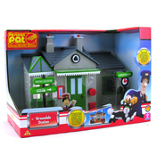 Postman Pat Buildings- Greendale Train Station
