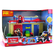Postman Pat Buildings-Ted Glens Garage
