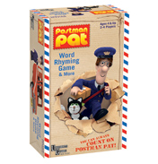 Postman Pat Word Rhyming Game