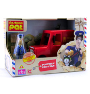 Postman Pat Vehicles- Royal Mail Van