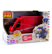 Postman Pat Vehicles- SDS Delivery Van