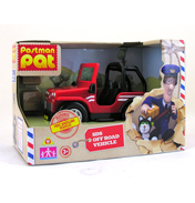 Postman Pat Vehicles- SDS Off Road Vehicle