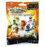 Power Rangers Megaforce Mini Figures
