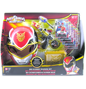 Power Rangers Megaforce ROBO KNIGHT Training Set