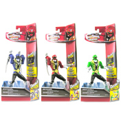 Power Rangers Super Megaforce 16cm Battle Action…
