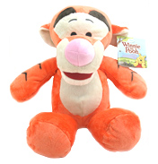 "Posh Paws Tigger 20"" Flopsies Plush"