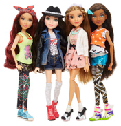 Project Mc2 Doll & Experiment