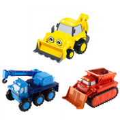 Bob The Builder Pull Back Vehicle MUCK
