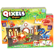 Qixels Kingdom Castle Attack
