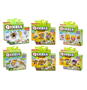 Qixels Theme Pack JUNGLE WORLD (Series 4)